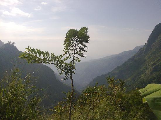 Green Hill : les 2 montagnes, Little Adam's peak et Ella Rock et Ella Gap