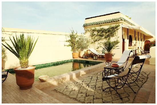 Dar Mo'da: Roof Terrace