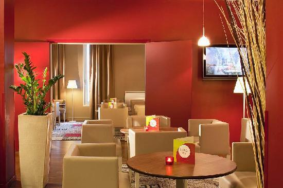Campanile Paris Sud - Porte D'Italie : lounge bar
