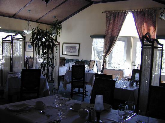 St-Paulin, Canada : Salle à manger principale