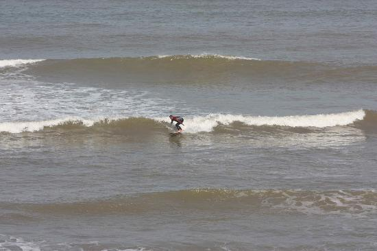 Pure Blue Surf Adventures Morocco : thats me that is!
