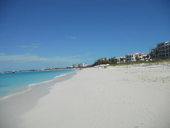 The Regent Grand: Beautiful, white sand beaches.