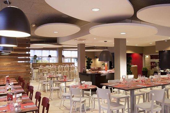 Campanile Paris Sud - Porte D'Italie : restaurant