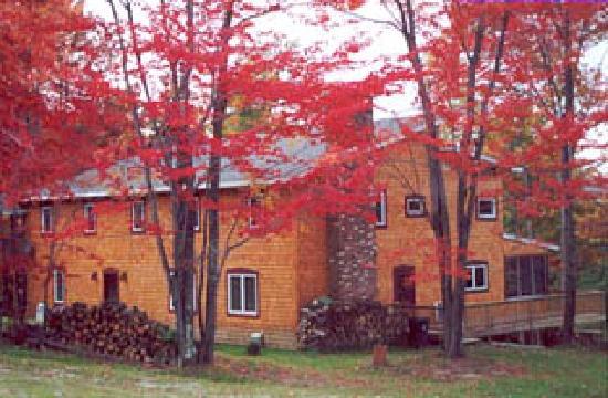 Sleepy Hollow Inn: The Inn in the Fall
