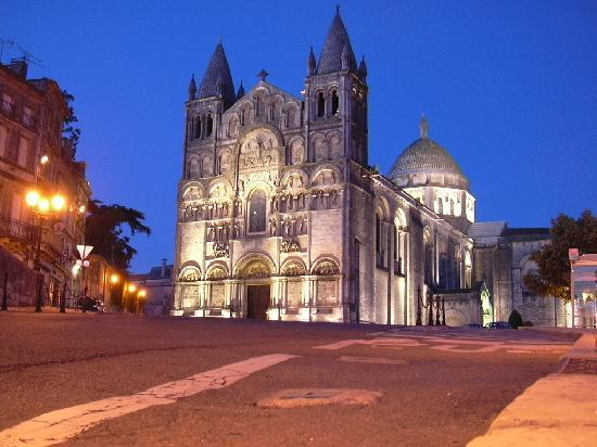 OT Angoulême - Cathédrale St-Pierre