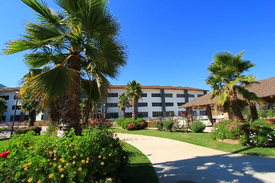 Rosa Agustina Conference Resort & Spa: Exterior