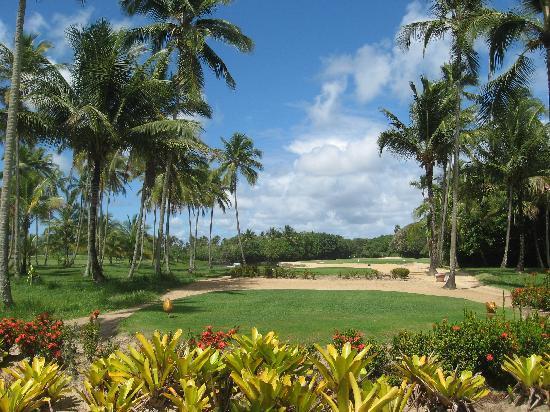 Hotel Transamerica Ilha de Comandatuba: Abschlag 10 / Comandatuba Ocean Course