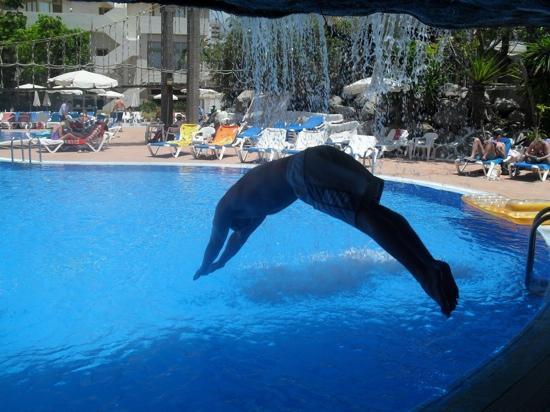 Hotel Best Tenerife: the pool