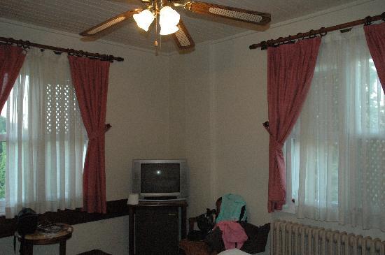 Kariye Hotel: room