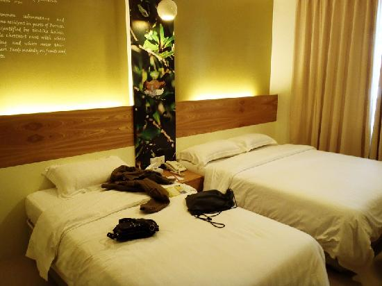 KK Suites Hotel: Triple sharing room