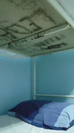 Schroder : Graffitti on the mattresses