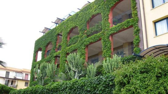 Hotel Caesar Palace: entrata
