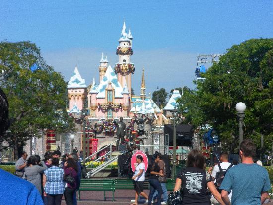 Πάρκο Ντίσνεϊλαντ: Disneyland