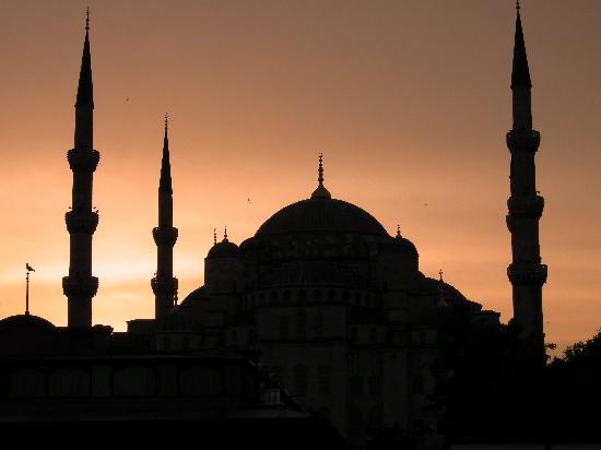 Istanbul, Turkey: Blue Mosque