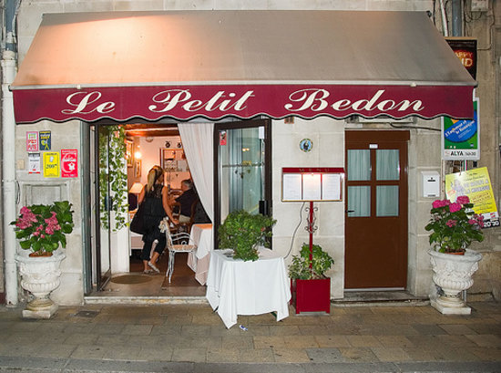 Le Petit Bedon : restaurant gastronomique et provençale