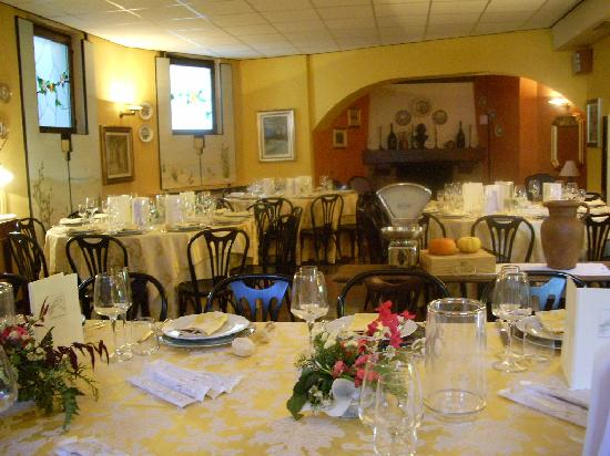Induno Olona, Itália: Sala degli archi