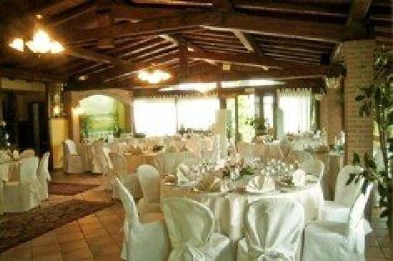 Induno Olona, Itália: La Franella sala delle Cerimonie