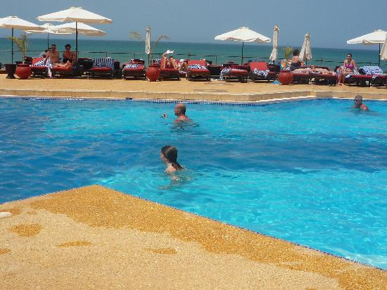 Lookea Royal Baobab: piscine