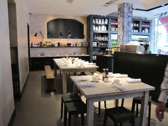 Machiavelli Kitchen Dining Room London