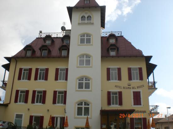 Hotel Regina del Bosco Ronzone