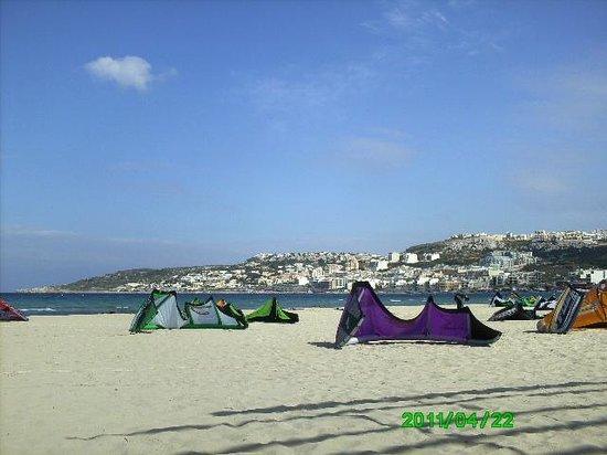 Меллиха, Мальта:                   Beach Mellieha
