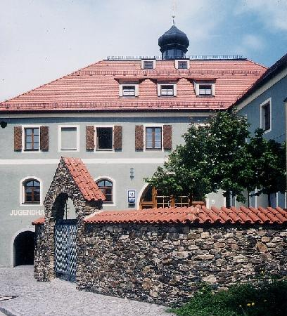 Waldmunchen, Германия: Haupteingang