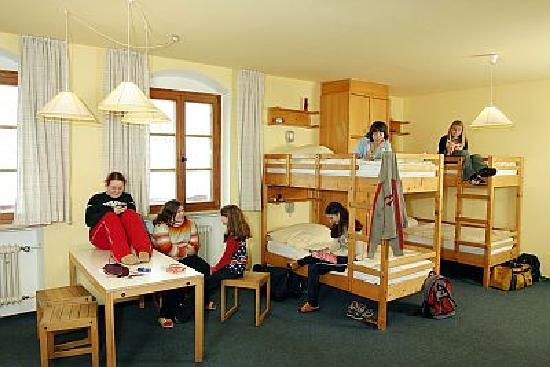 Waldmunchen, Alemania: Schlafraum Mehr-Bett-Zimmer