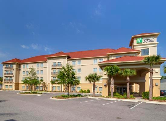 Holiday Inn Express Tampa North - Telecom Park: Hotel