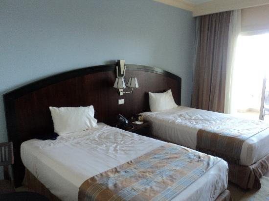 Stella Di Mare Beach Hotel & Spa : Наш номер 428 на четвертом этаже