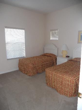 Bahama Bay Resort Orlando by Wyndham Vacation Rentals: Other bedroom