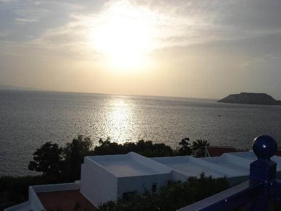 Peninsula Resort & Spa: vue de la chambre