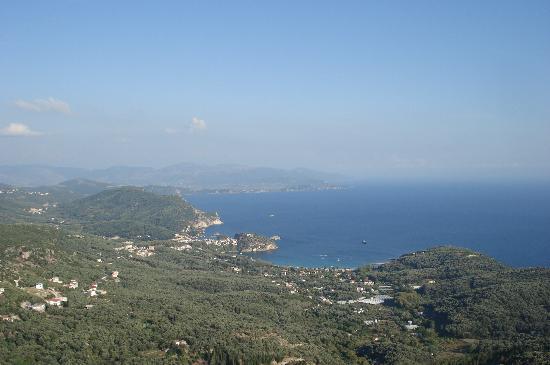 Parga Beach Resort: View of Parga from Ali Pasha's castle