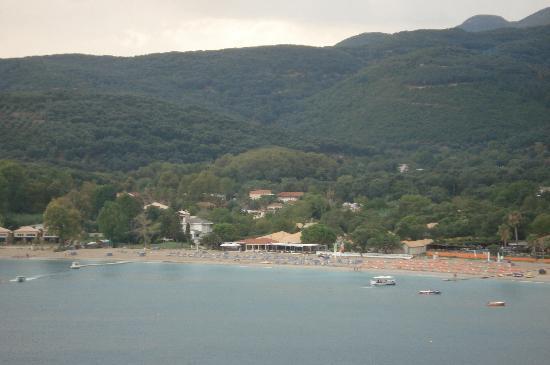 Parga Beach Resort: Parga Beach Hotel
