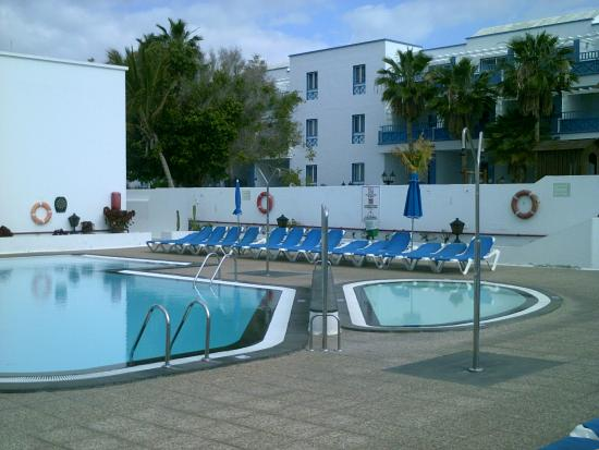 Rosamar Apartments: Pools For All Ages