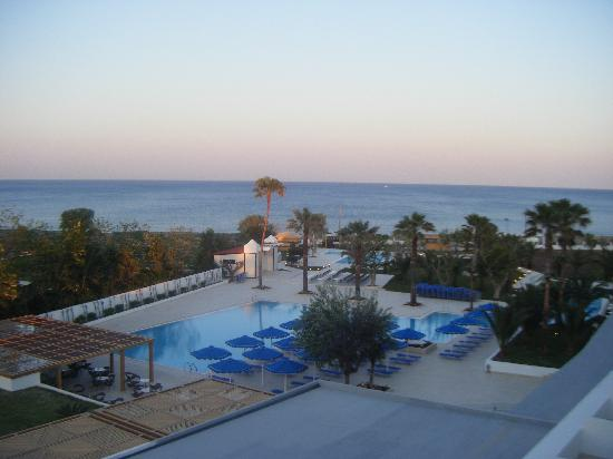 Mitsis Faliraki Beach Hotel & Spa: Sea view from the room