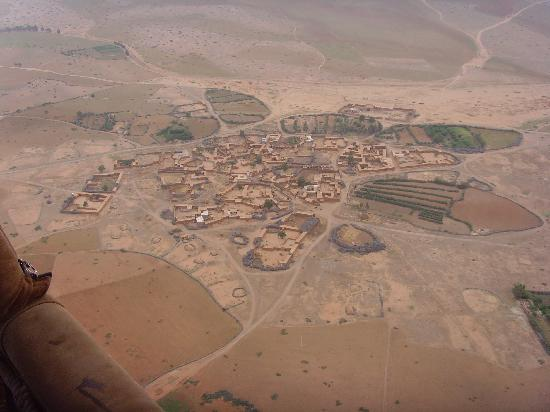 Marrakech By Air: Amazing scenery