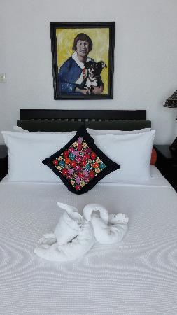 Casa Sirena Hotel: my room