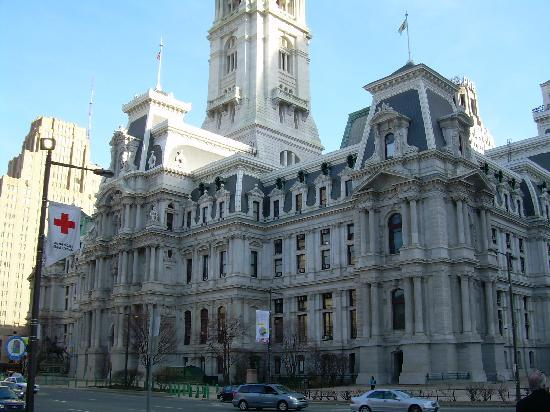 Filadelfia, Pensylwania: City Hall