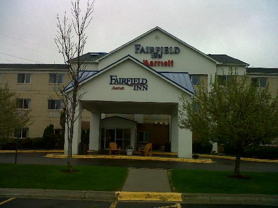 Fairfield Inn & Suites Minneapolis Eden Prairie: Facade