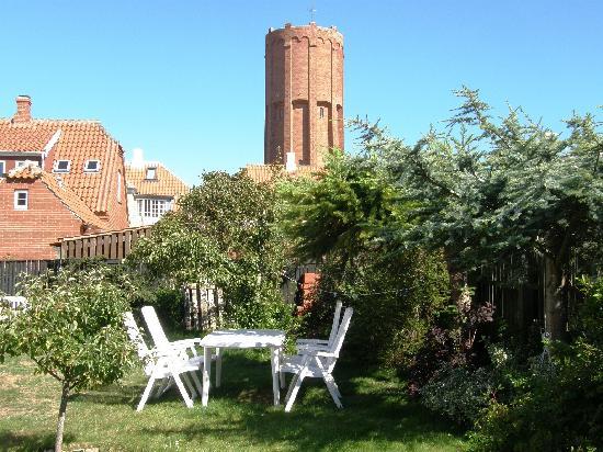 Birgittes Bed & Breakfast: The Garden