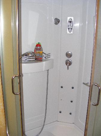 Villa Montereale B&B: La doccia