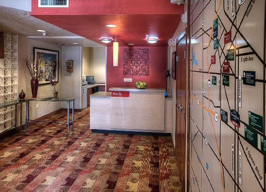 TownePlace Suites Denver Downtown: Guest Registration