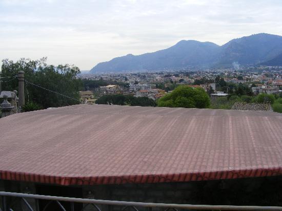 Villa Montereale B&B: Vista dal terrazzo