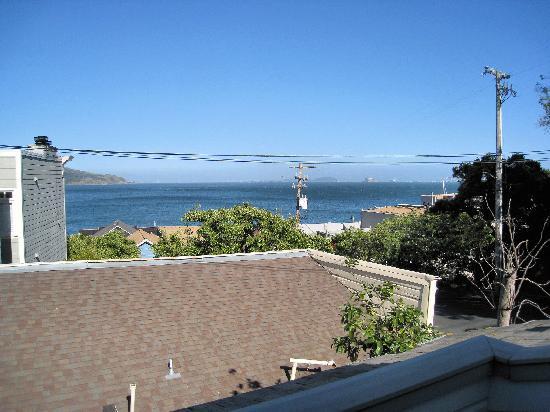 The Gables Inn Sausalito: #303 View