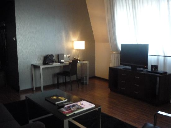 AC Hotel Milano: suite