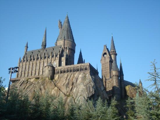 Universal Orlando Resort: Hogwarts