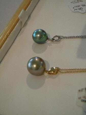 Maharepa, Polinezja Francuska: our pearl purchase
