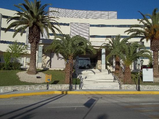 Dassia, Grecia: entrance