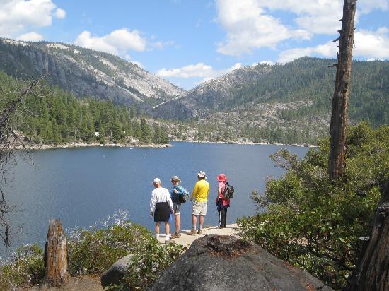 Pinecrest Chalet: Pinecrest Lake