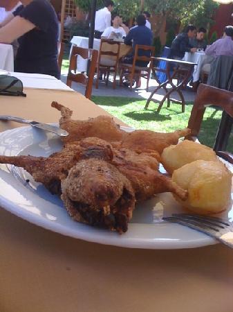 cui picture of sol de mayo restaurant arequipa tripadvisor